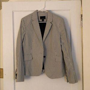 Cynthia Rowley striped blazer - never worn!